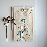 Tričká - Dámske tričko Ammyla - Women - 11827041_