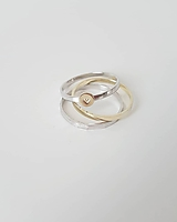 Prstene - Trojitý prsteň - 11827842_
