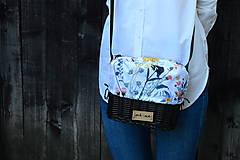 Kabelky - Prútená kabelka na rameno N°6 - 11829100_