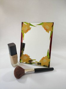 Zrkadlá - Zrkadlo - narcisy - 11828113_