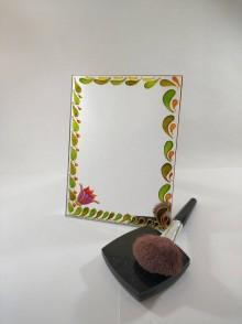 Zrkadlá - Zrkadlo - ľudový vzor - 11828206_