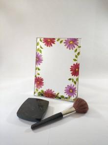 Zrkadlá - Zrkadlo - gerbery - 11828310_