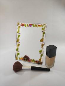 Zrkadlá - Zrkadlo - ľudový vzor - 11828311_