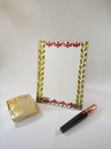 Zrkadlá - Zrkadlo - ľudový vzor - 11828314_