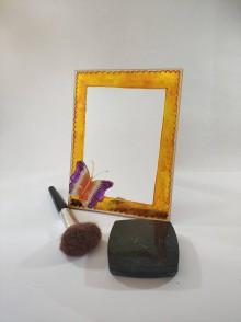 Zrkadlá - Zrkadlo - motýľ - 11828407_