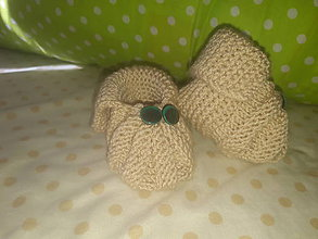 Topánočky - Papučky MIMI - 11827979_