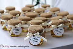 Darčeky pre svadobčanov -  - 11829526_