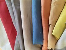 """Rúška - Ručne maľované ľanové rúška s priestorom na filter kolekcia """" HERBÁR """" - 11830237_"""