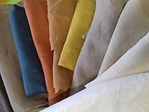 """Rúška - Ručne maľované ľanové rúška s priestorom na filter kolekcia """" HERBÁR """" - 11830238_"""