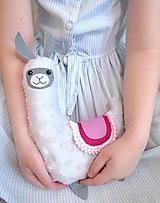 Hračky - Milučká lama - 11833149_