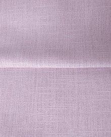 Textil - Ľan s viskózou LILAC - 11832248_