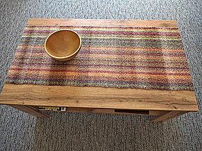 Úžitkový textil - RUČNĚ TKANÝ OBRUS - PRESTIERANIE 3 - 11832644_