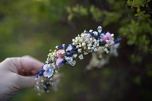 """Kvetinový polvenček """"levandulové spomienky"""""""