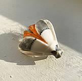 Odznaky/Brošne - Nočný motýl VII - 11833185_