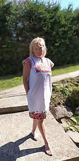 Šaty - Ľudové šaty - 11832869_