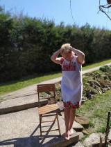 Šaty - Ľudové šaty - 11832887_
