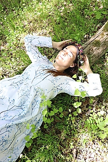 Šaty - Šaty Gypsomilka - 11835800_