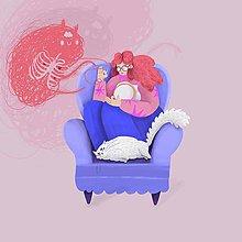 Grafika - Cat Lady 2 - 11836748_
