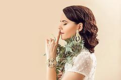"""Sady šperkov - Šujtášový set """"royal"""" - 11837652_"""