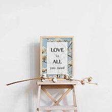 Obrázky - Plagát s citátom I. - 11836442_