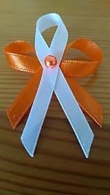 Pierka - Oranžové pierko - 11839133_