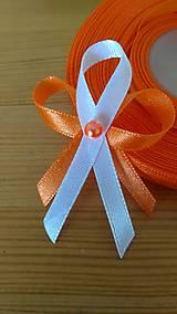 Pierka - Oranžové pierko - 11839136_