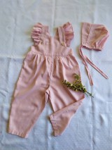 Detské oblečenie - Detské nohavice na traky - 11835610_