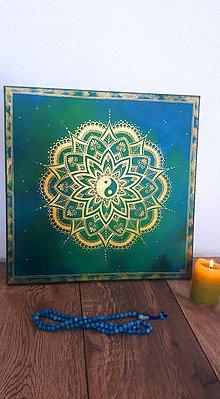 Obrazy - Mandala Lásky k sebe samému - 11841752_
