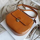 Kabelky - Betty (oranžová) - 11841230_