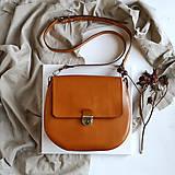 Kabelky - Betty (oranžová) - 11841231_