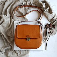 Kabelky - Betty (oranžová) - 11841227_