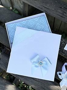 Papiernictvo - Darčeková krabička - 11843384_