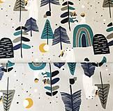Textil - Scandi, 100 % bavlna Francúzsko, šírka 150 cm - 11840636_