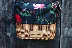 Kabelky - Prútená kabelka na rameno N°8 - 11840913_