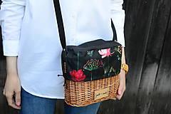 Kabelky - Prútená kabelka na rameno N°8 - 11840924_
