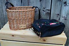 Kabelky - Prútená kabelka na rameno N°8 - 11840931_