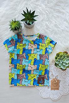 Detské oblečenie - tričko - 11840404_