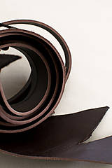 Zbytková hladenica tmavohnedá 4mm