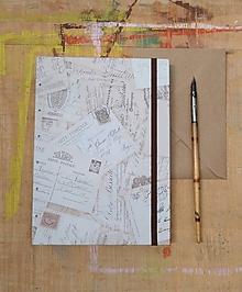 Papiernictvo - Píšem list... - 11846325_