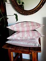 Úžitkový textil - OBLIEČKY - 3 nerozlučné kusy - 11847402_