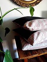 Úžitkový textil - OBLIEČKY - 3 nerozlučné kusy - 11847404_