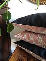 Úžitkový textil - OBLIEČKY - 3 nerozlučné kusy - 11847406_