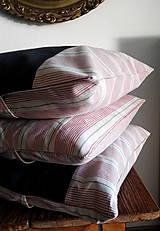 Úžitkový textil - OBLIEČKY - 3 nerozlučné kusy - 11847408_