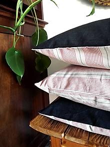 Úžitkový textil - OBLIEČKY - 3 nerozlučné kusy - 11847411_
