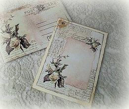 Papiernictvo - Pohľadnica s obálkou - 11846994_