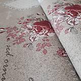 Textil - Poťahová látka - 11846136_
