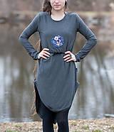 Šaty - Šaty OKIBA - 11852785_