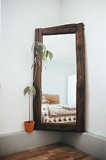 Zrkadlá - Zrkadlo trámové. - 11854862_