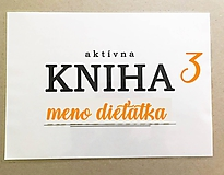 Hračky - aktívna KNIHA 3 - 11857591_