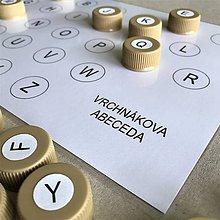 Hračky - Vrchnáková ABECEDA - 11857457_